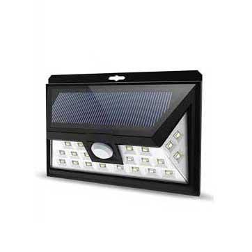 Senzor pokreta Solarna svjetla širokog kuta