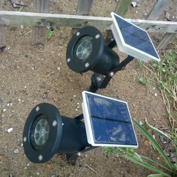 Solarni božić projektor Svjetlo